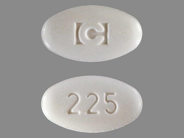 Imprint C 225 - Nuvigil 250 mg