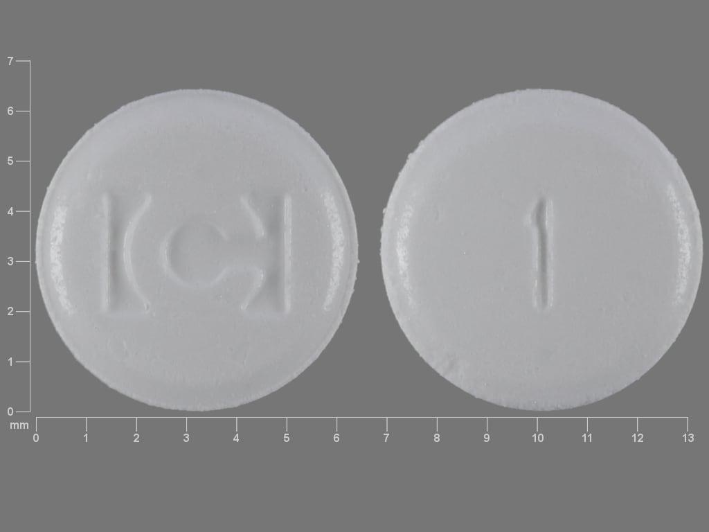 Imprint C 1 - Fentora 100 mcg