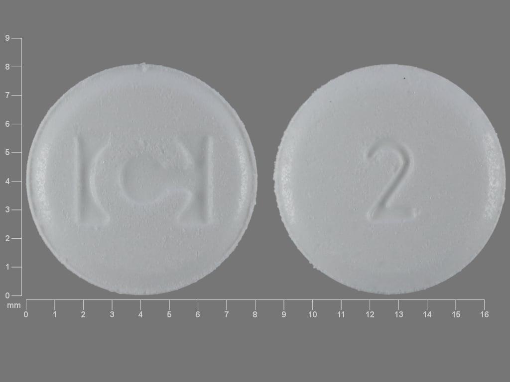 Imprint C 2 - Fentora 200 mcg