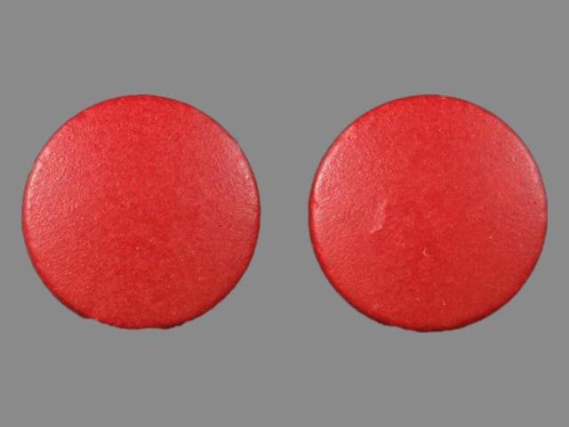 Imprint none - ferrous sulfate 325 mg