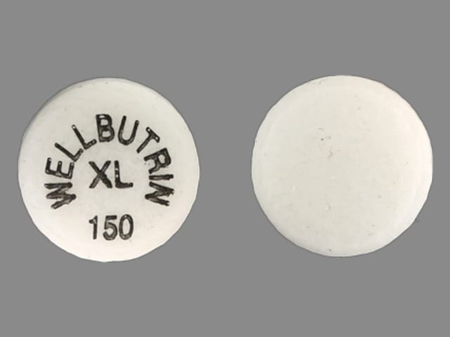 Imprint WELLBUTRIN XL 150 - Wellbutrin XL 150 mg