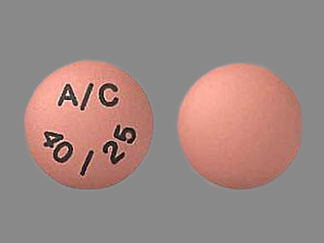 Imprint A/C 40/25 - Edarbyclor 40 mg / 25 mg