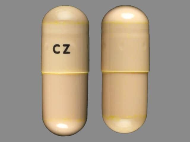 Imprint CZ - Colazal 750 MG