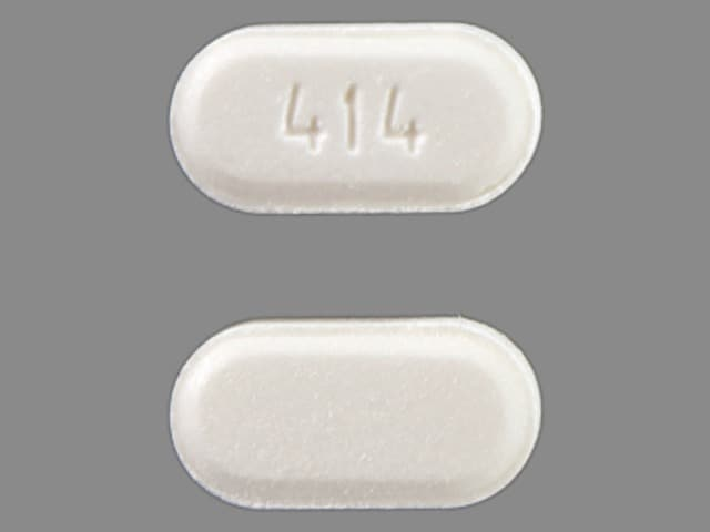 Imprint 414 - Zetia 10 mg