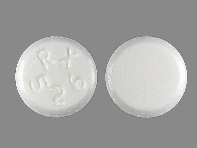 Imprint RX 526 - loratadine 10 mg