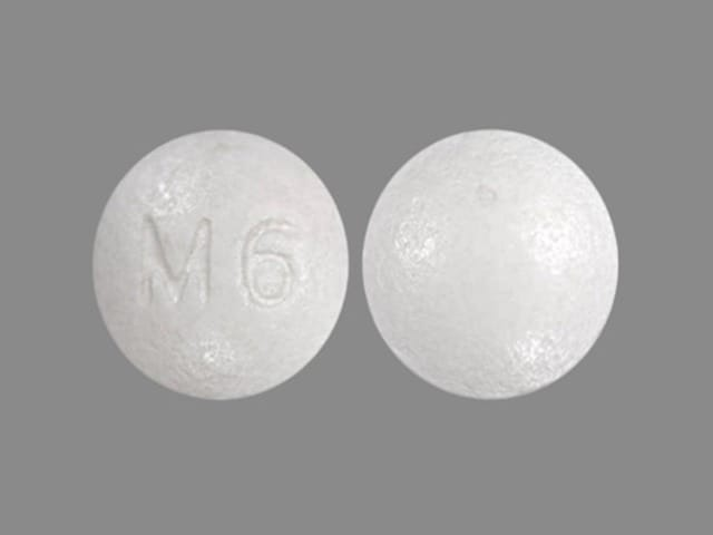 Imprint M6 - Myambutol 100 mg